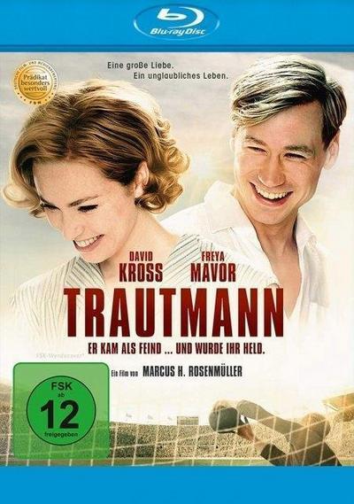 Trautmann. Blu-Ray