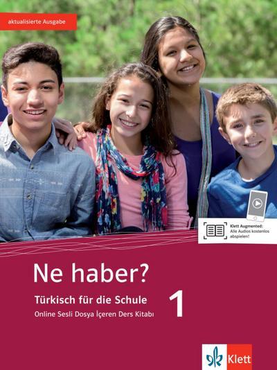 Ne haber? 1. Schülerbuch+ Klett Augmented