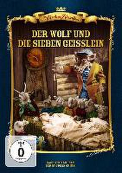 Der Wolf und die sieben Geisslein