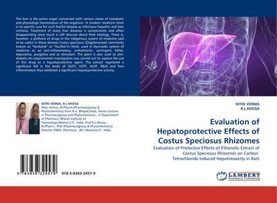 Evaluation of Hepatoprotective Effects of Costus Speciosus Rhizomes