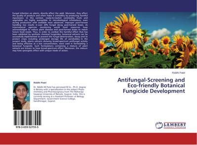 Antifungal-Screening and Eco-friendly Botanical Fungicide Development