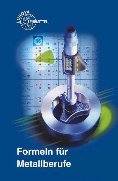 Formeln für Metallberufe