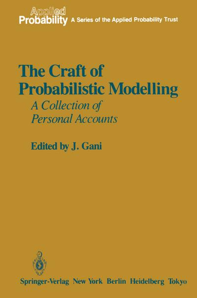 Craft of Probabilistic Modelling