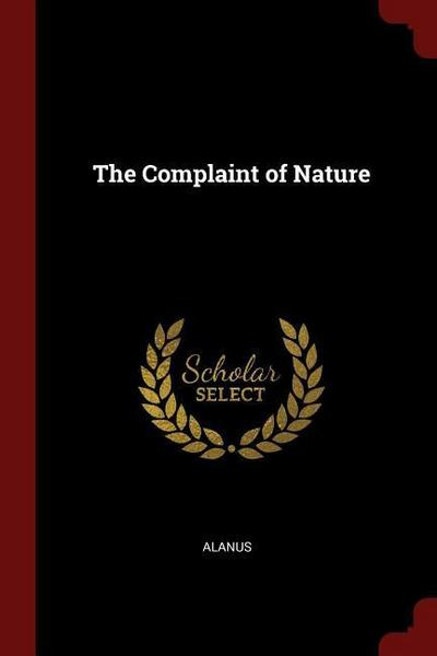 The Complaint of Nature