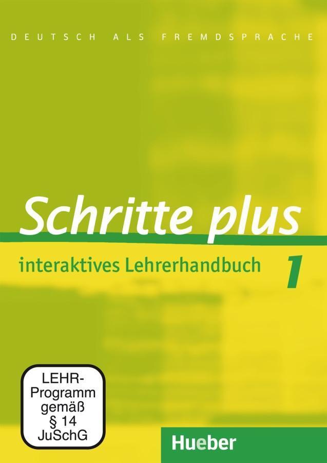 Schritte plus 1. Interaktives Lehrerhandbuch - DVD-ROM Petra Klimaszyk