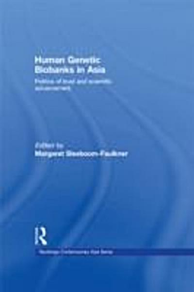Human Genetic Biobanks in Asia