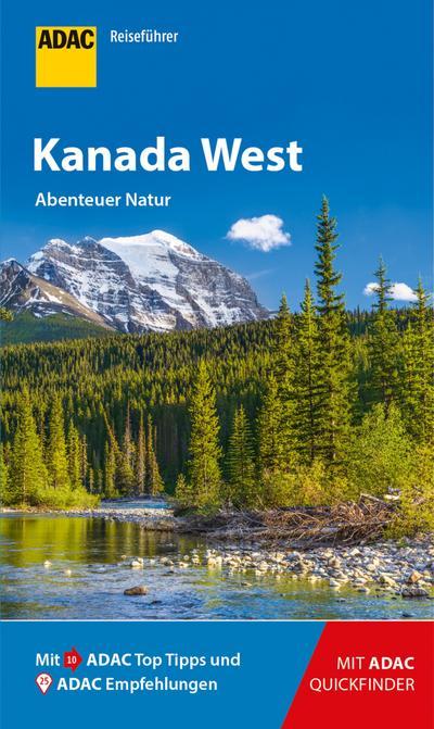 ADAC Reiseführer Kanada West