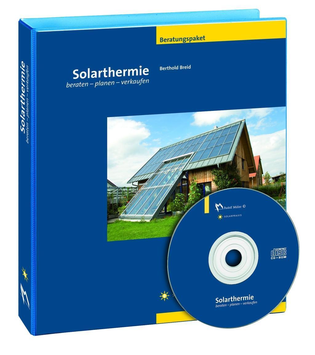 beratungspaket solarthermie mit cd rom 9783410179740 ebay. Black Bedroom Furniture Sets. Home Design Ideas