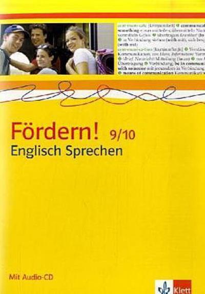 Fördern! Englisch 9/10. Englisch Sprechen Basisniveau