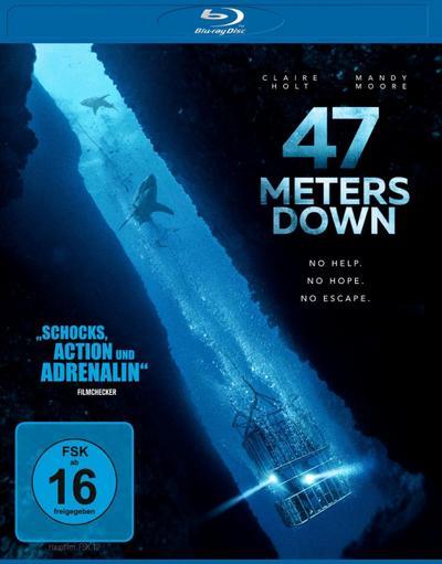 47 Meters Down BD