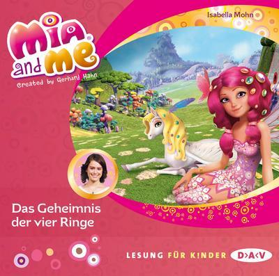 Mia and me 17 : Das Geheimnis der vier Ringe