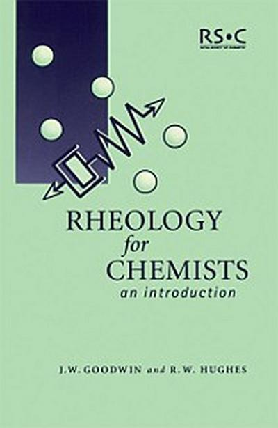 Rheology for Chemists