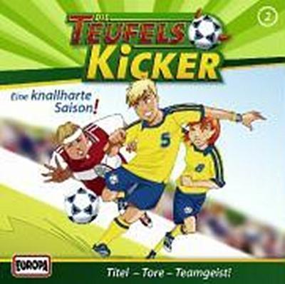 Die Teufelskicker 02. Eine knallharte Saison! CD