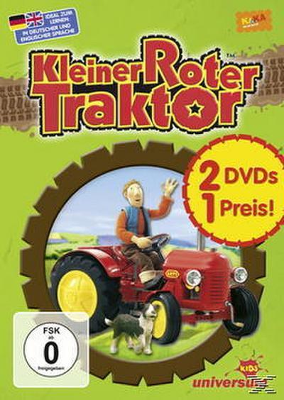 Kleiner Roter Traktor 2 - Lichterketten und 5 weitere Abenteuer - 2 Disc DVD