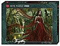 New Red Puzzle 2000 Teile