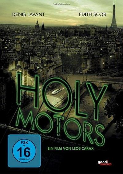 Holy Motors Limited Edition