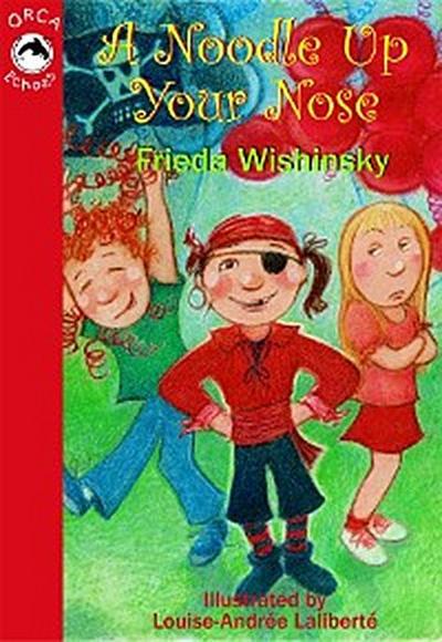 A Noodle Up Your Nose