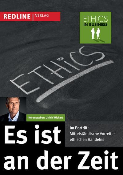 Es ist an der Zeit: Mittelständische Vorreiter  ethischen Handelns