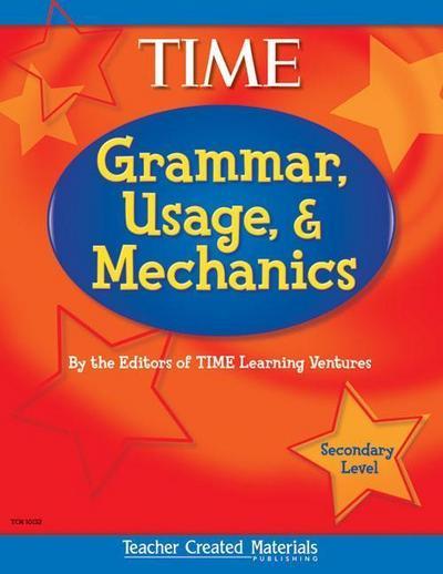 Grammar, Usage, & Mechanics Student Book Secondary (Secondary)