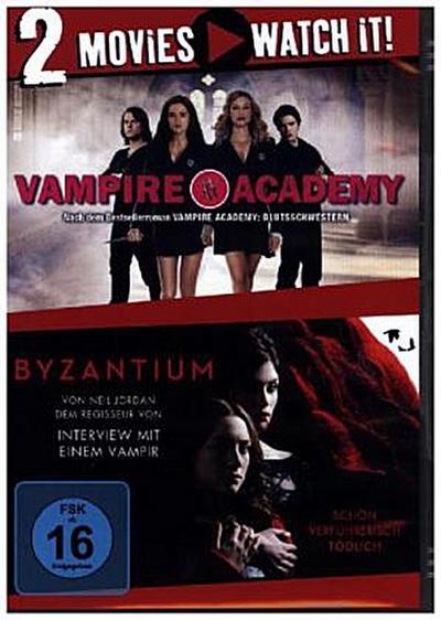 Vampire Academy & Byzantium