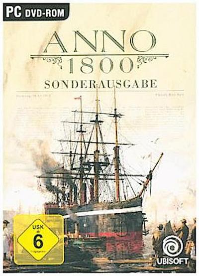 Anno 1800, 1 DVD-ROM (Sonderausgabe)
