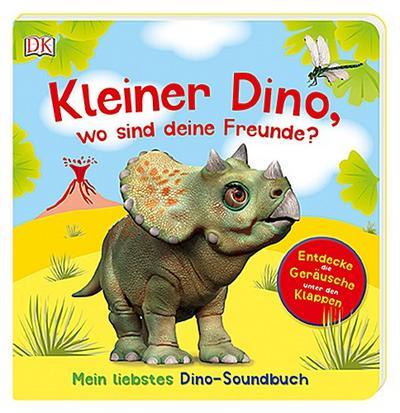 Kleiner Dino, wo sind deine Freunde?