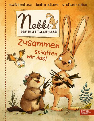 Nobbi, der Mutmachhase 2