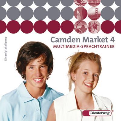 Camden Market 4. Multimedia-Sprachtrainer. CD-ROM für Windows. 8. Klasse