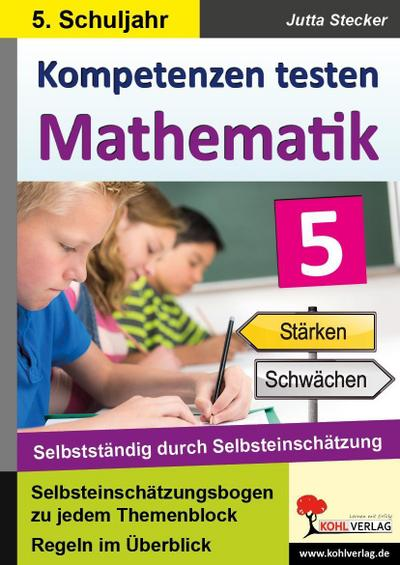 Kompetenzen testen Mathematik Klasse 5