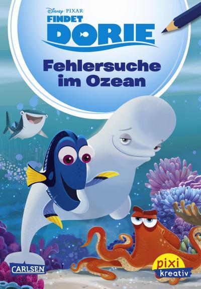 Pixi kreativ 88. VE 5 Disney: Findet Dorie: Fehlersuche im Ozean
