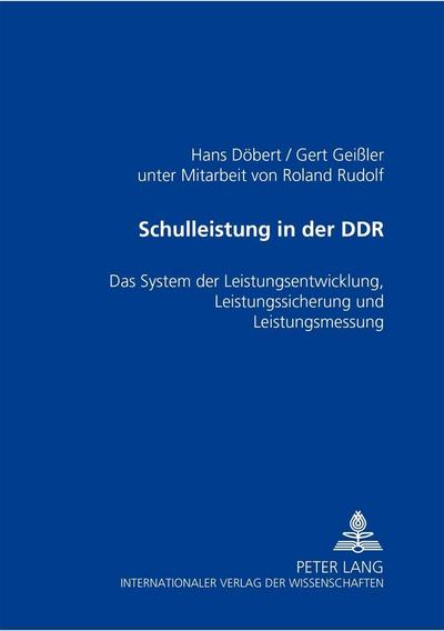 Schulleistung in der DDR