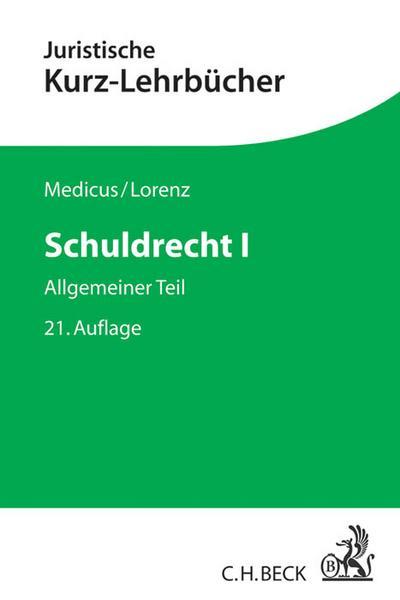 Schuldrecht I. Bd.1