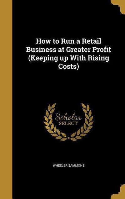HT RUN A RETAIL BUSINESS AT GR