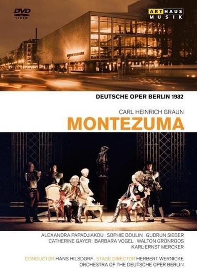 Montezuma, 1 DVD