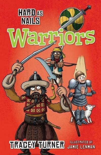 Hard-As-Nails Warriors