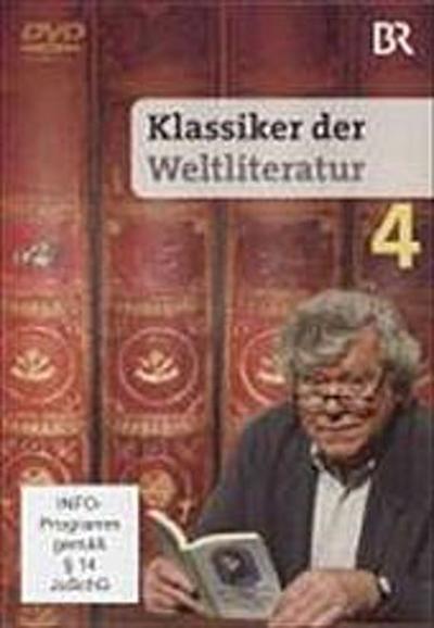 Klassiker der Weltliteratur, 1 DVD. Tl.4