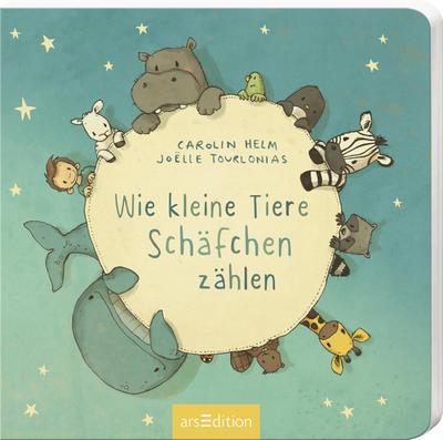 Einschlafbücher: Wie kleine Tiere Schäfchen zählen