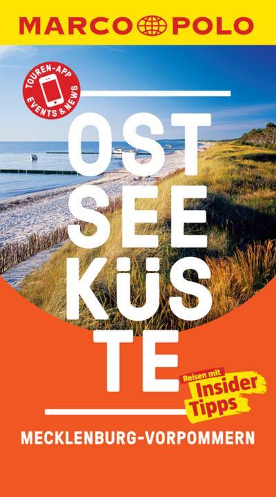 MARCO POLO Reiseführer Ostseeküste, Mecklenburg-Vorpommern