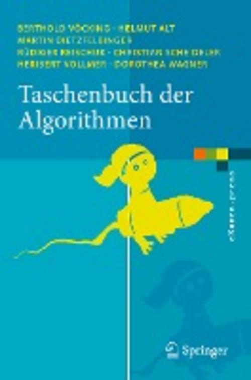 Taschenbuch der Algorithmen Berthold Vöcking