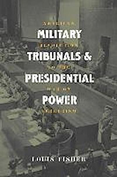 Mil. Tribunals & Pres. Power (Pb)