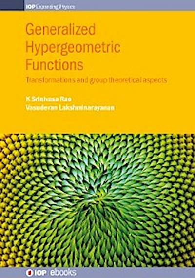 Generalized Hypergeometric Functions