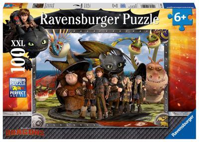 Ravensburger 10549 - Ohnezahn und seine Freunde - Ravensburger Spielverlag - Spielzeug, Deutsch, , ,