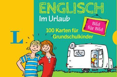 Langenscheidt Englisch Bild für Bild im Urlaub - für Sprachanfänger