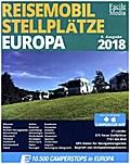 Reisemobilplätze Europa 2018