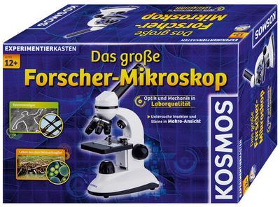 Das große Forscher-Mikroskop