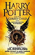 Harry Potter and the Cursed Child - Parts One and Two. Pts.1 + 2