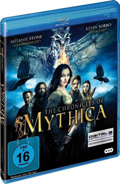 The Chronicles of Mythica Bluray Box
