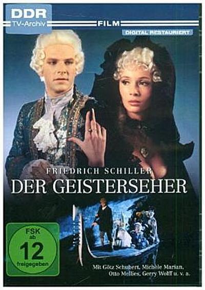 Der Geisterseher, 1 DVD