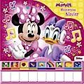 Disney Minnie, Soundbuch Mein erstes Klavier: Kinderbuch mit Klaviertastatur
