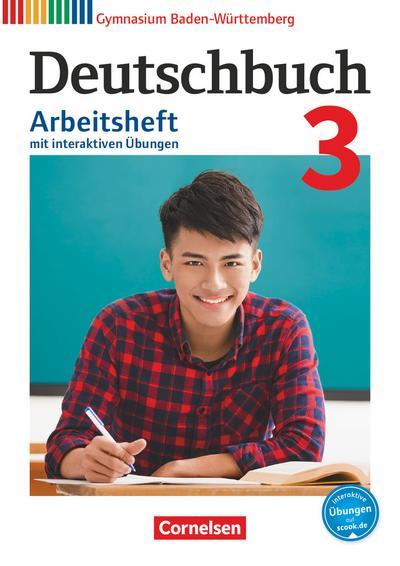 Deutschbuch Gymnasium - Baden-Württemberg - Bildungsplan 2016